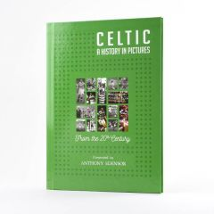 Personalised Celtic FC Book - A History In Pictures