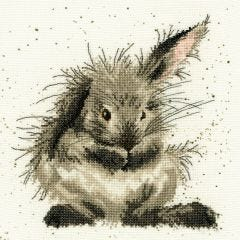 Bunny Counted Cross-Stitch Kit
