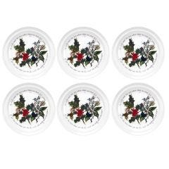 "The Holly & Ivy 8"" Side Plates"