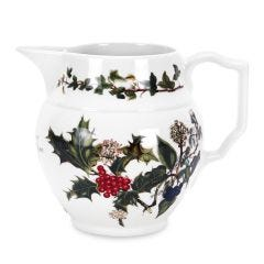 The Holly and The Ivy Staffordshire Jug