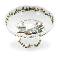 The Holly and The Ivy Scalloped Dish