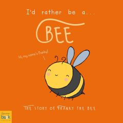 I'd Rather Be A Bee Personalised Storybook