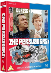 The Persuaders! Complete Collection