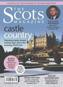 The Scots Magazine January 2021 issue