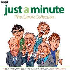 Just A Minute - The Classic Collection Audiobook