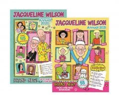 Jacqueline Wilson Annuals Pack
