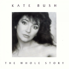 Kate Bush - The Whole Story CD