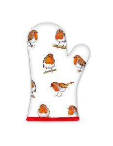 Little Robins Oven Gaunlet