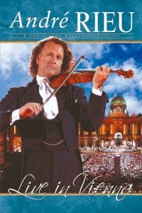 André Rieu - Live in Vienna DVD