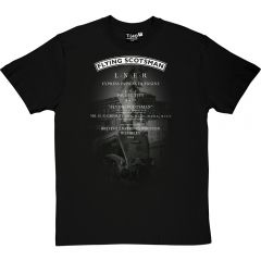 The Flying Scotsman LNER T-shirt