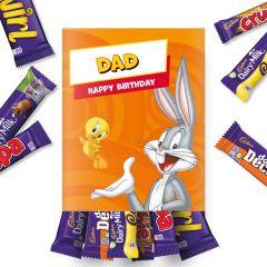 Cadbury Warner Hamper Box DAD