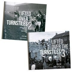 Lifted Over The Turnstiles Volume 2 and 3