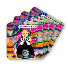 Love Oor Wullie Coasters (4)