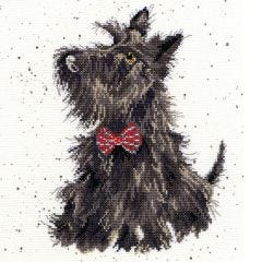 Wrendale Scottie Dog Picture Kit