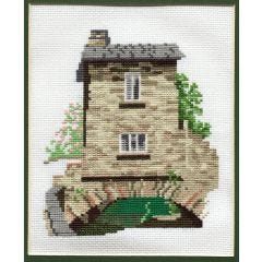 Bridge House Amblesid Counted Cross Picture Kit