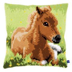 Cross Stitch Cushion Kit Foal