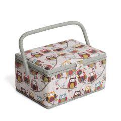Hoot Design Sewing Organiser Storage Box