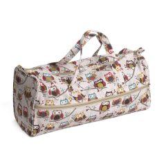 Hoot Design Knitting Organiser Storage Bag