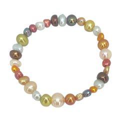 Summer Pearl Bracelet