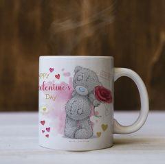 Personalised Me To You Valentine's Mug