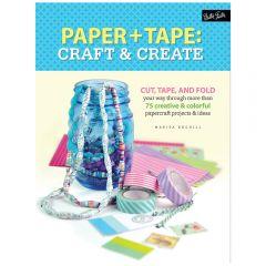 Paper + Tape: Craft & Create Book