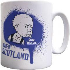 Oor Wullie Made in Scotland Mug