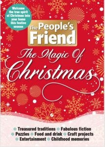 The People's Friend - The Magic Of Christmas