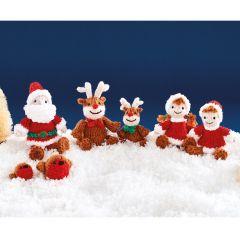 Large Christmas Collection Knitting Kit