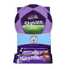 Cadbury Football Hamper - Manchester City