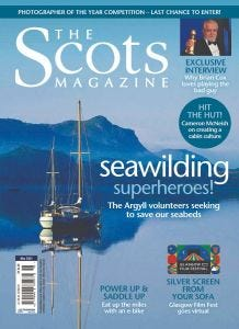 The Scots Magazine March 2021 issue