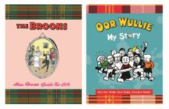Maw Broon's Guide Tae Life & Oor Wullie - My Story