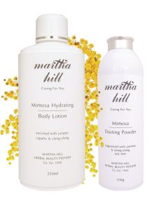 Mimosa Body Care Duo
