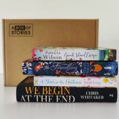 Mixed Box Book Subscription