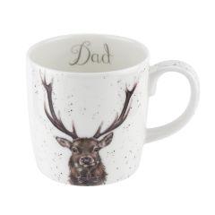 Wrendale Stag Mug Dad