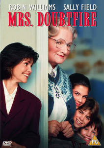Mrs Doubtfire DVD