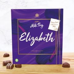 Personalised Easter Milk Tray 360g