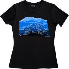 Munros Ladies T-shirt