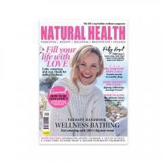 Natural Health subscription & FREE* Wellbeing bundle