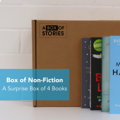Non Fiction Box of 4 Surprise Books