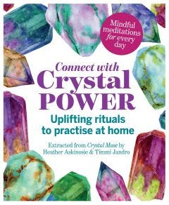 Connect with Crystal Power