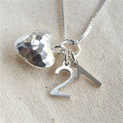 '21' Special Milestone Necklace