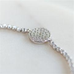Friendship Disk Bracelet