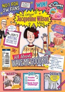 Official Jacqueline Wilson Magazine Staff Subscription
