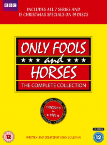 Only Foods And Horses - The Complete Collection - 19 DVDs