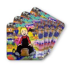 Oor Wullie Braw Coasters