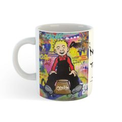 Oor Wullie Braw Mug