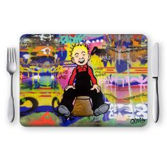 Oor Wullie Braw Placemat