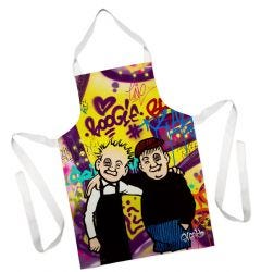 Oor Wullie and Fat Bob Apron