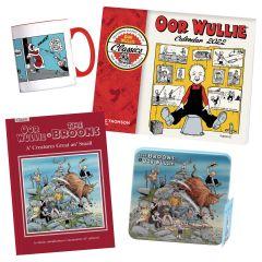 Oor Wullie Christmas Pack