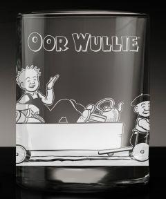 Oor Wullie Cartie Crystal Tumbler